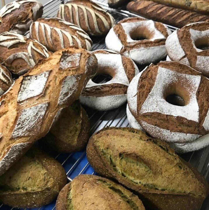 Les pains de L'Oustau de Baumanière (5)
