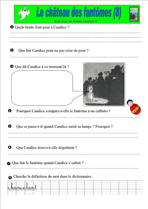 exercices chapitre 8