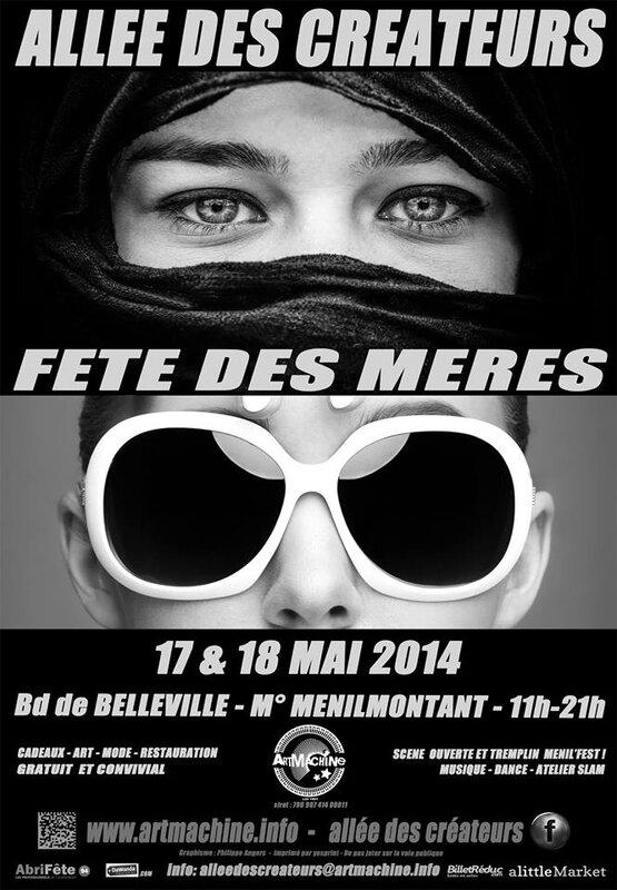 Clocréations-allée des créateurs-mai2014