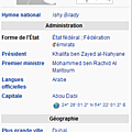 EMIRATS ARABES UNIS - 1