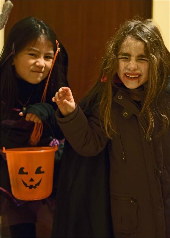 Halloween petites sorcières 3 311017