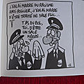 Police partout - charb