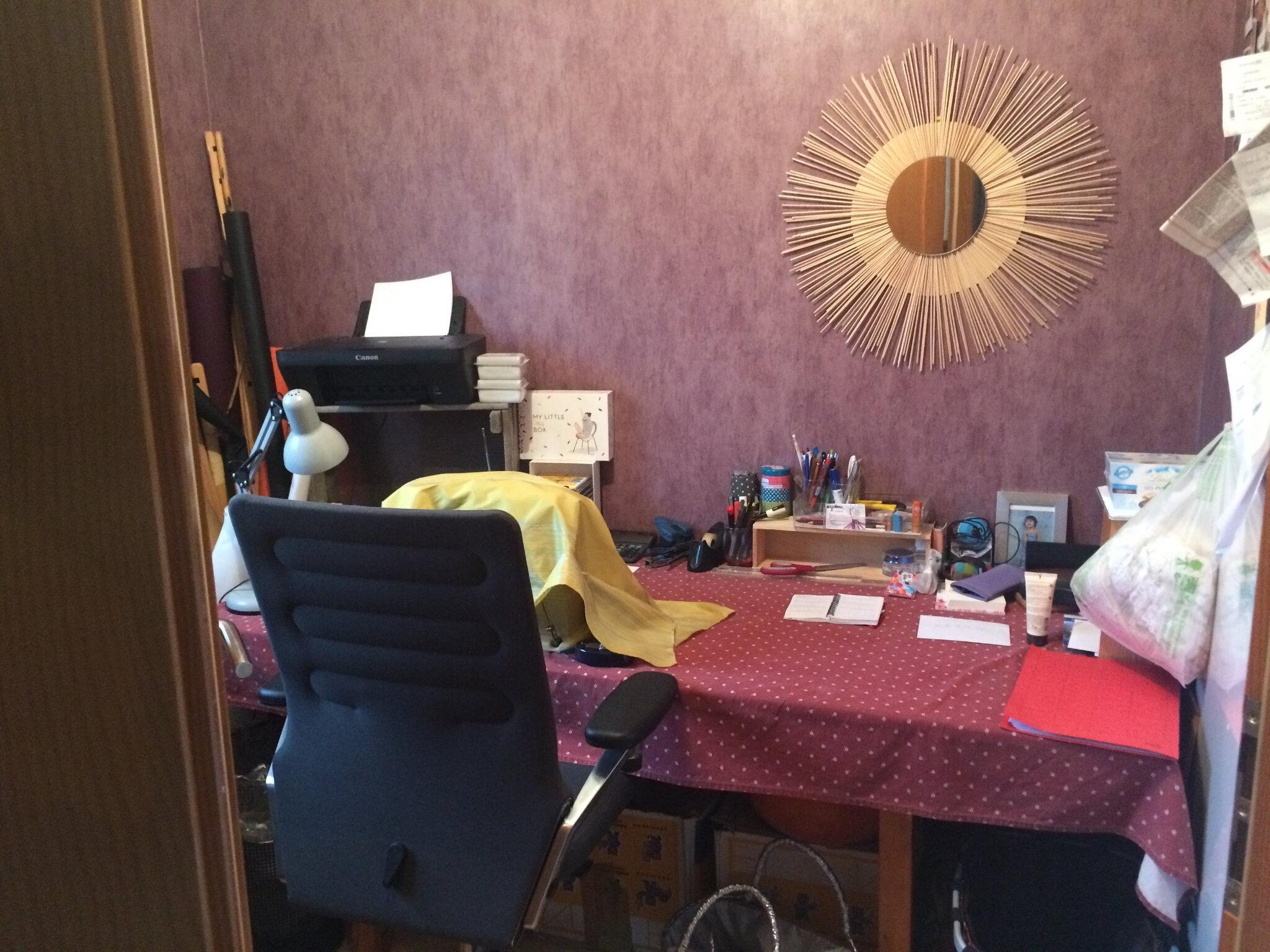 Mon nouvel atelier