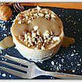 CHEESECAKE Epic  la Courge de Nice, Crme de Marrons et Carrs Frais Gervais