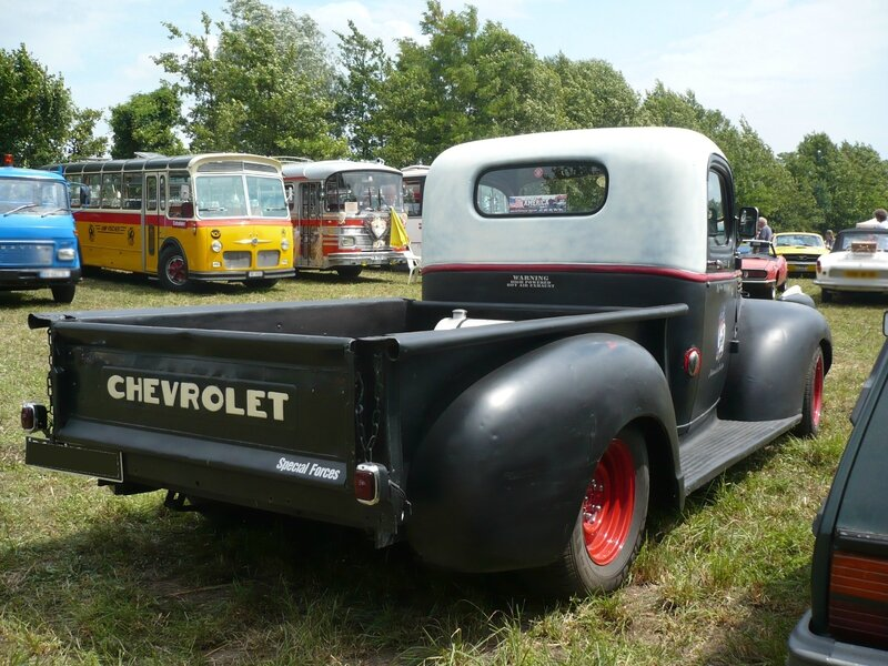 CHEVROLET AK Series 2door pick-up Ohnenheim (2)