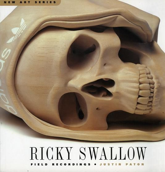 Ricky Swallow, Field Recordings. Published by Craftsman House, 2005. Edited by Ashley Crawford. Text by Justin Paton. ISBN 0 9751965 1 0. Availiable through Thames & Hudson, UK
