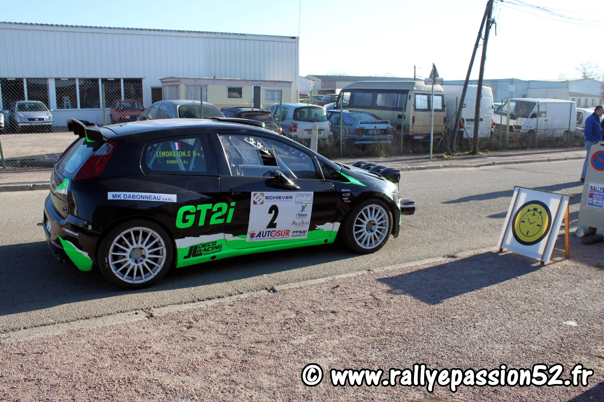 Photos Rallye du Pays Avallonnais 2014