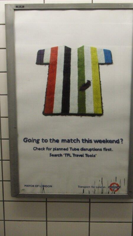 London Underground : infos voyageurs