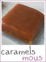 caramels mous - index