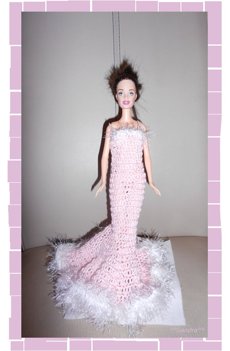 barbie rose bal