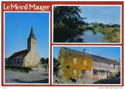 1 - Le Mesnil-Mauger