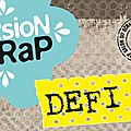 Défi n°5 version scrap