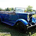 Berliet bus torpedo de 1932 (6ème fête autorétro étang d' ohnenheim)