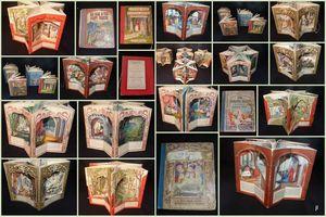 Carrousel Folding books anglais4