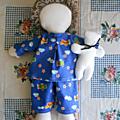 pyjama bis rond