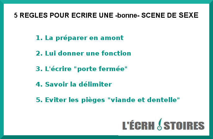 5 règles