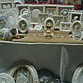 Mon stand à un marché de Noël