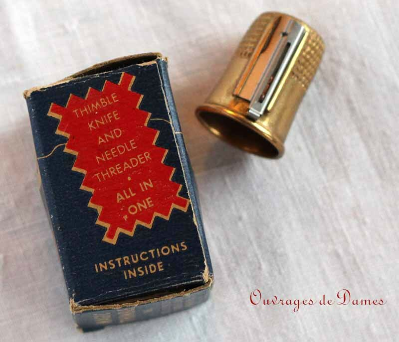 Magic thimble 2