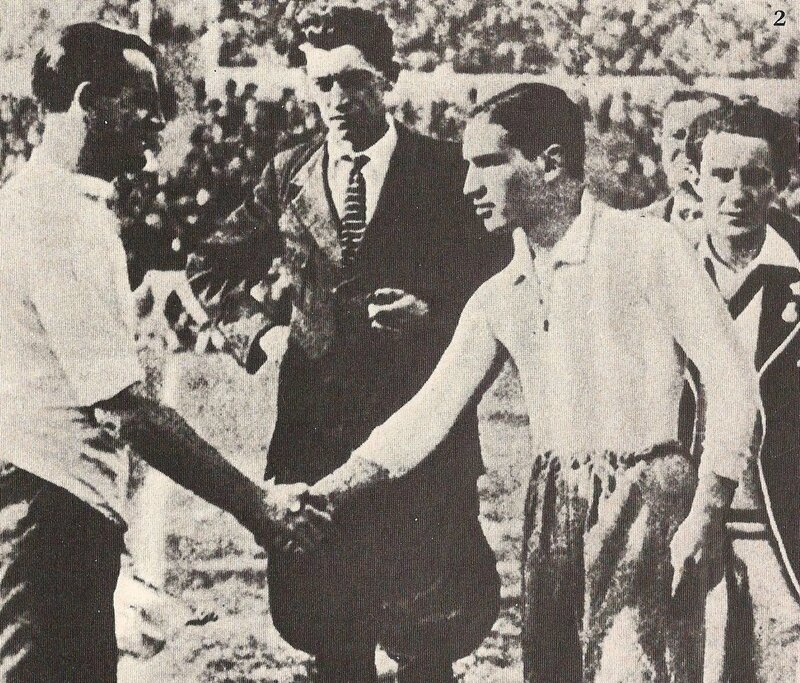 1930 Photo Arbitre finale John Langelus
