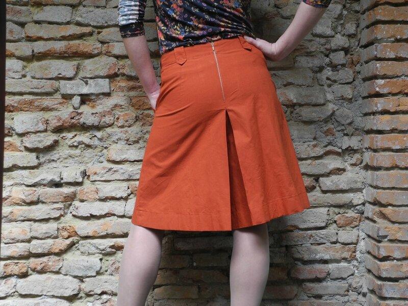 Burda Style 6905 - Jupe-Culotte