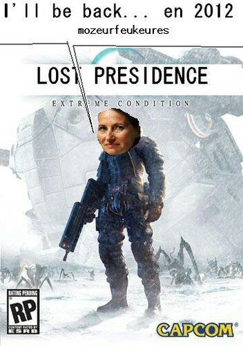 Lost presidence