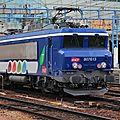 BB 7613, Paris-Montparnasse