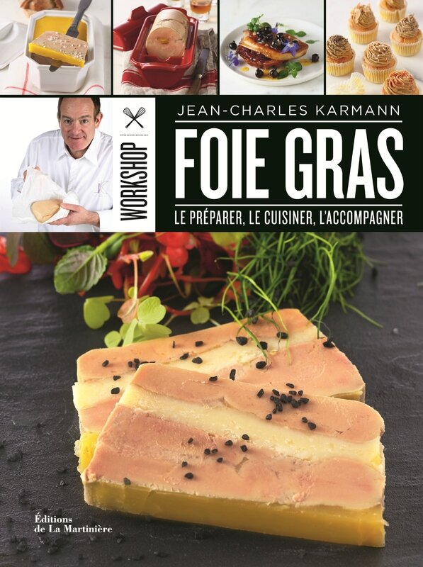 Couv Foie gras workshop