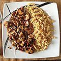 Recette : poêlée forestière pour pâtes et riz