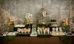 exemple sweet table