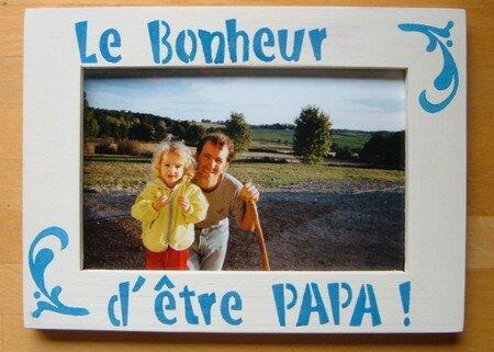 Cadre_Le_bonheur_d__tre_PAPA