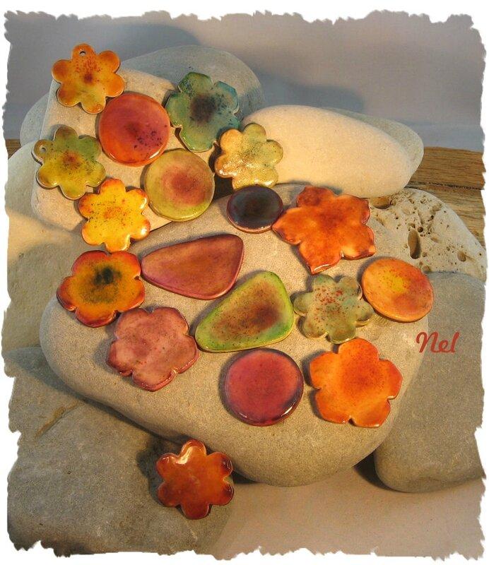 perles céramiques