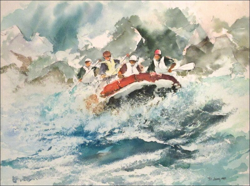 IMG_5996 aquarelle raft F Lamy web