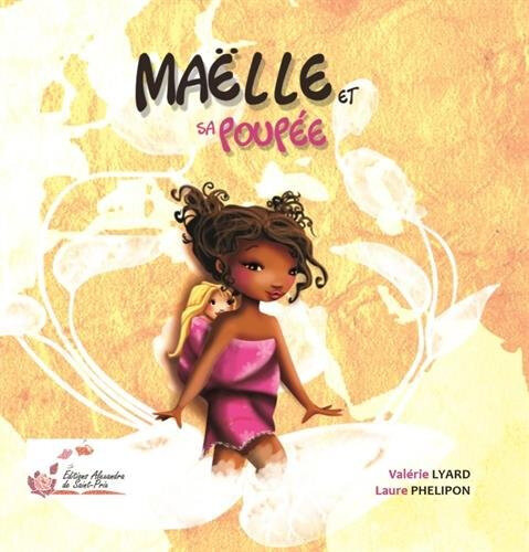 Maëlle et sa poupée