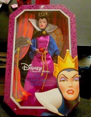 poupee barbie evil BNeige