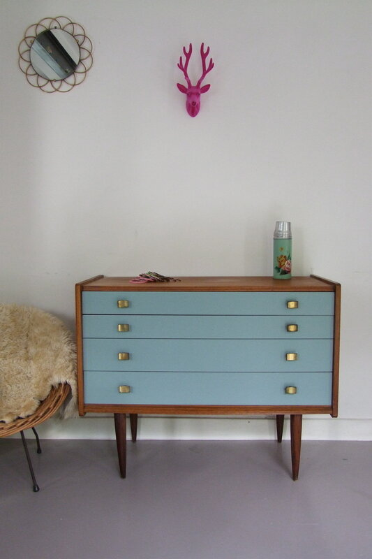 Commode_scandinave_vintage