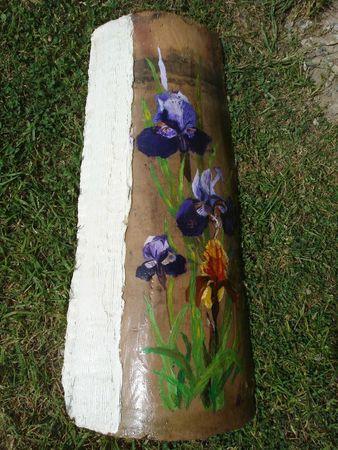 Tuile iris (1)