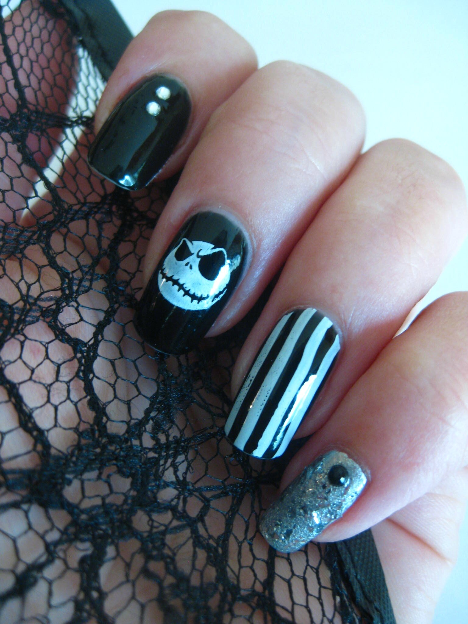 deco ongle mr jack