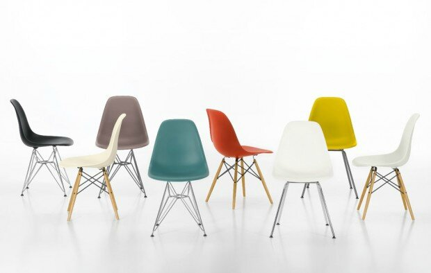 Chaises eames dsw vitra pieds clairs eulalie m 39 a dit for Pied chaise dsw