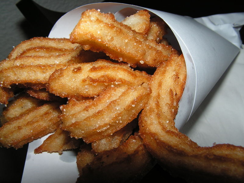 Hanukkah Churros Recipes — Dishmaps