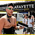 Reportage - Gay Pride 2012  Paris 
