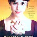 Mansfield Park ; Ralis par Patricia Rozema
