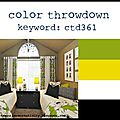 Color throwdown 361
