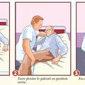 Module 4: transfert lit/fauteuil