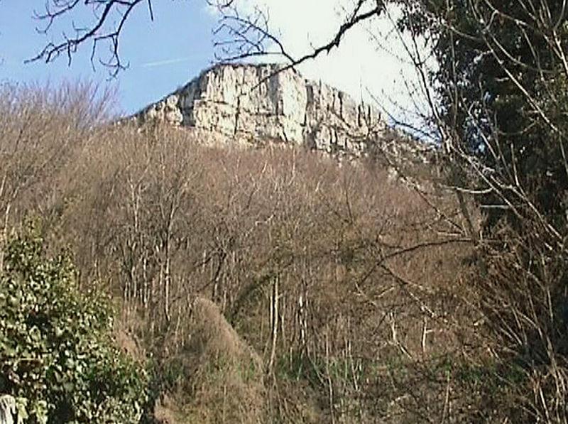 Col de la Tençon 628 m du Bouchet – Voreppe