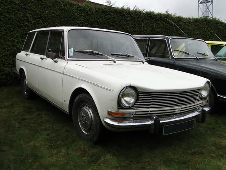 SIMCA 1301 Automatic Break 1969 1975 Bourse Echanges de Vagney 2010 1
