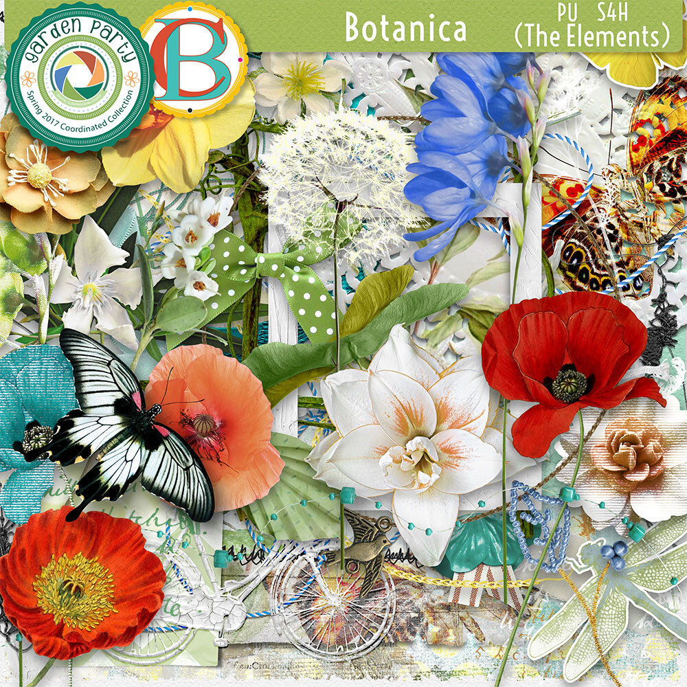 "Collection ""Botanica"" de Benthaicreations 115490875_o"