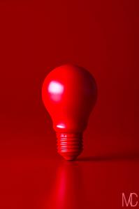 MC rouge ampoule