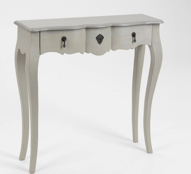 console grise taupe