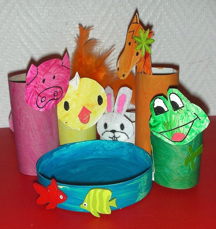 cadeau pour la f te des p res porte crayons animaux avec. Black Bedroom Furniture Sets. Home Design Ideas