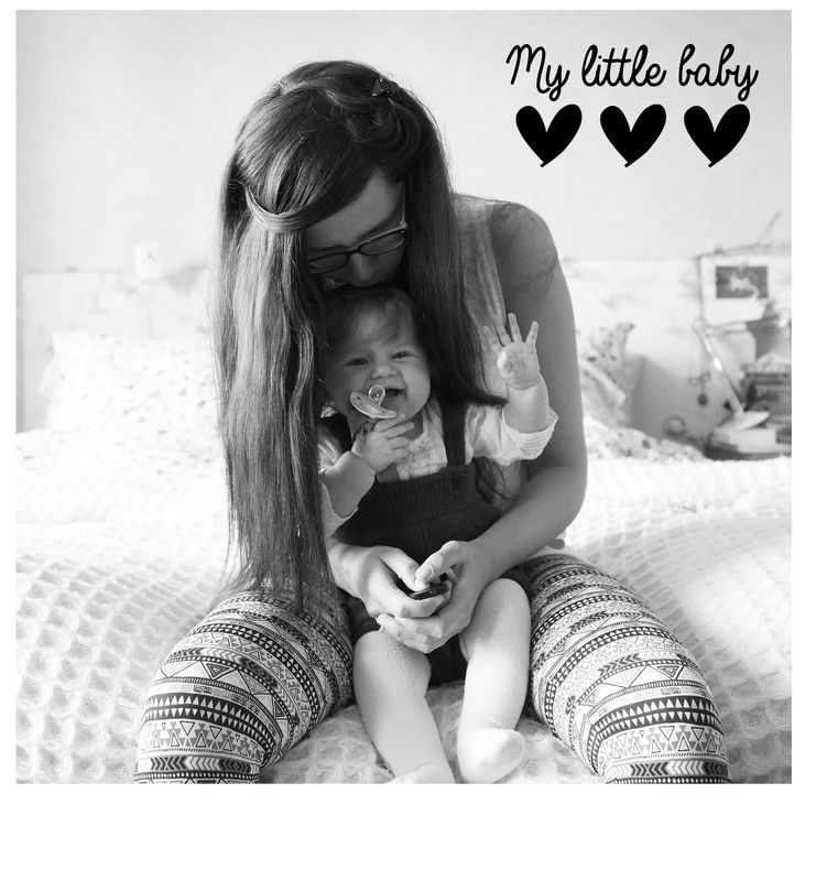 my baby and me
